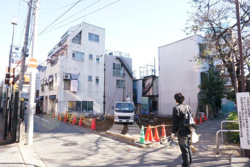 東京都豊島区高田 S邸ボーリング調査