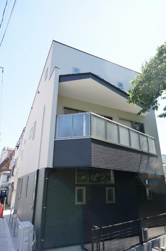 豊島区高田木造2階住宅