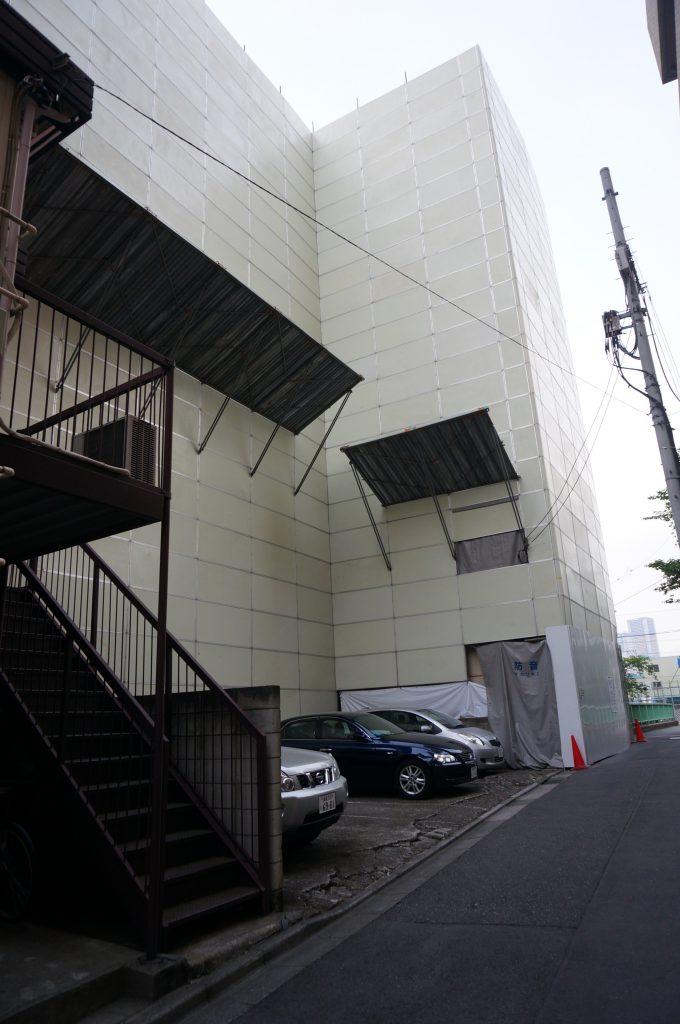 共同住宅 東京都新宿区 鉄筋コンクリート 設計施工