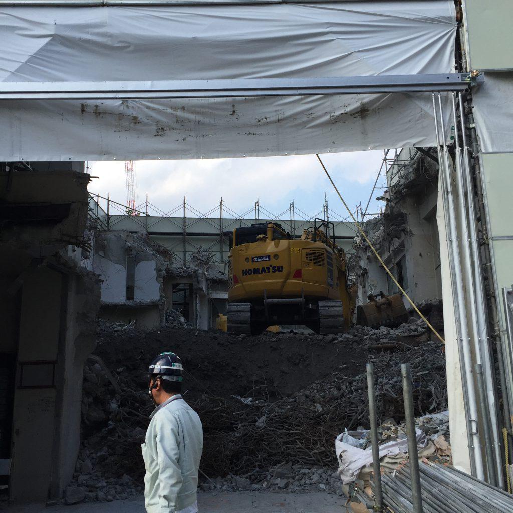東京都 新宿区 西早稲田共同住宅 鉄筋コンクリート 店舗